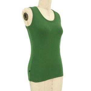 REI Tops - REI Green Apple Organic Cotton Sleeveless Tank Top